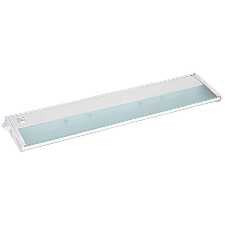 "CounterMax MX-X120c 21"" Wide White Under Cabinet Light"