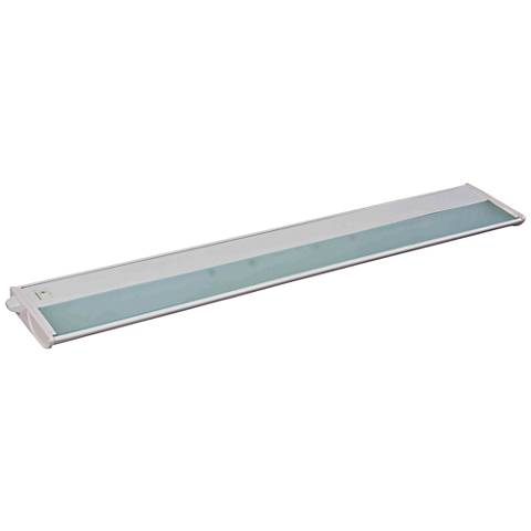 "CounterMax MX-X120c 30"" Wide White Under Cabinet Light"