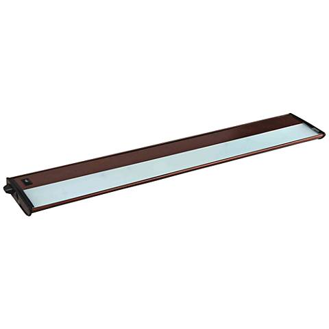 "CounterMax MX-X120c 40"" Wide Bronze Under Cabinet Light"