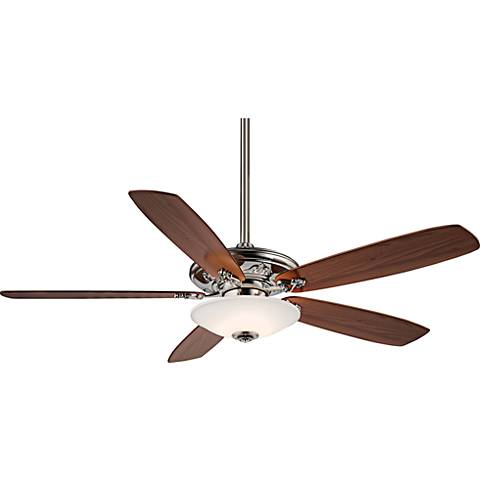 "52"" Minka Aire Traditional Mojo Pewter Ceiling Fan"
