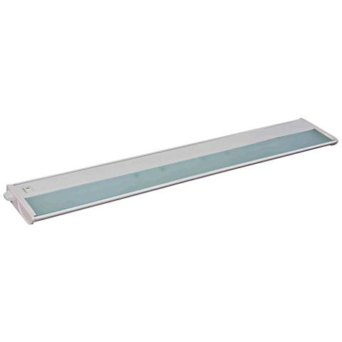 "CounterMax MX-X120c 40"" Wide White Under Cabinet Light"