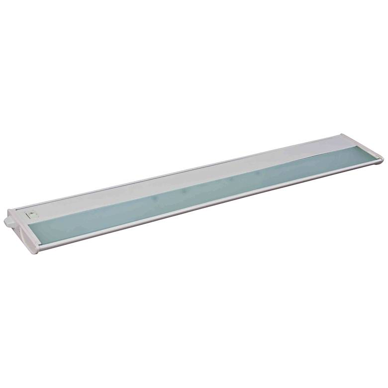 "CounterMax MX-X120c 40"" Wide White Under Cabinet Light"