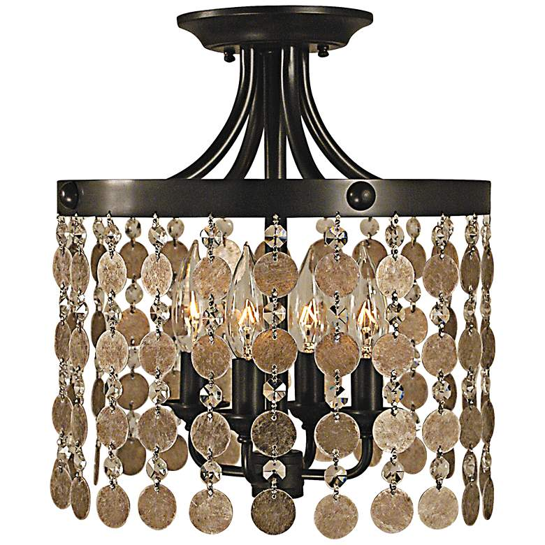 Naomi Collection 12 Wide Ceiling Light By Framburg