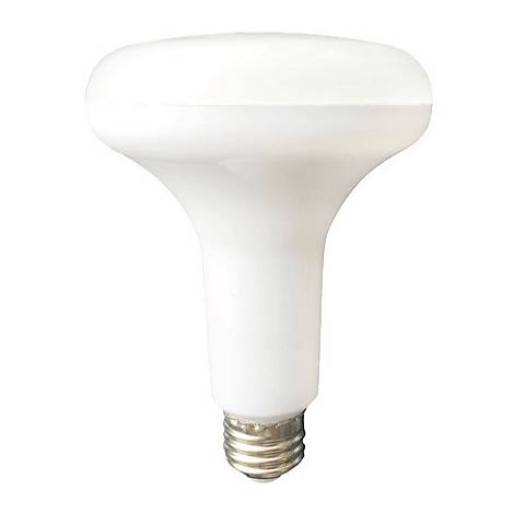 50W Equivalent Frosted 8W LED Dimmable Standard BR30 Bulb