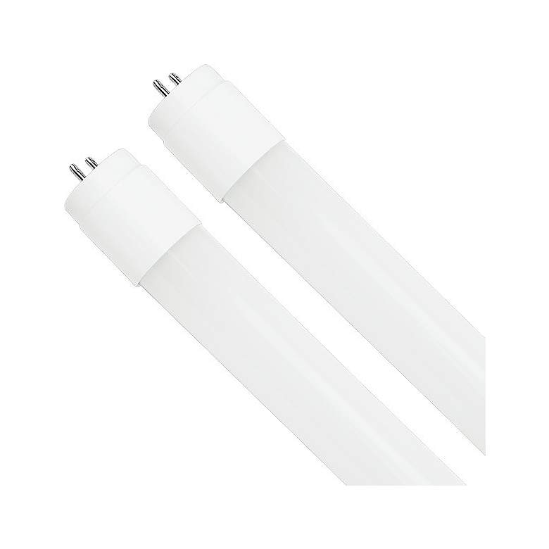 150W Equivalent 19W LED Non-Dimmable G13 5000K T8 2-Pack