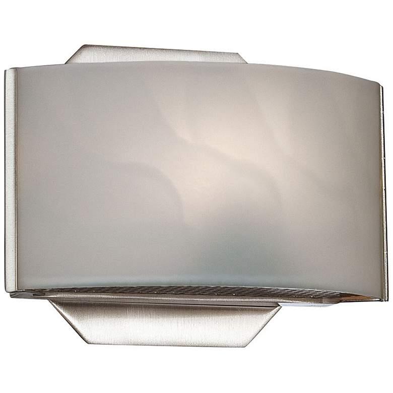 "Eurofase Dakota 4 3/4"" High Chrome LED Wall Sconce"