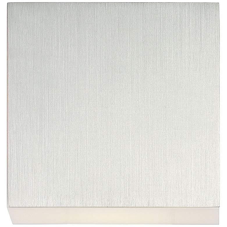 "Eurofase Form 5 1/2"" Wide Aluminum 1-Light LED"