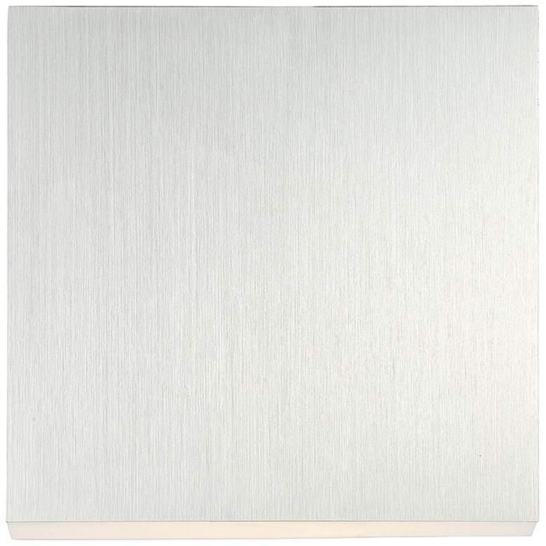 """Eurofase Form 10"""" Wide Aluminum 1-Light LED Ceiling Light"""