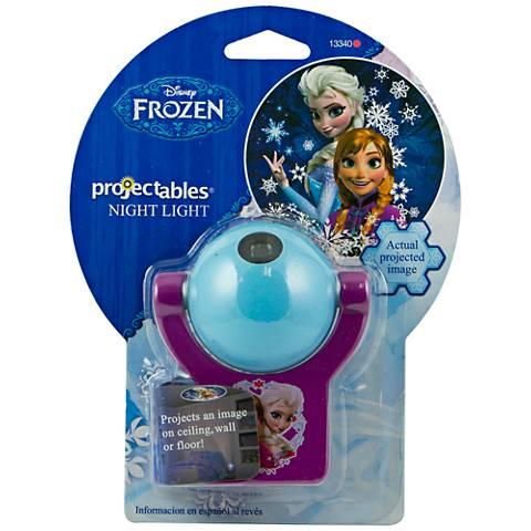 Projectable Disney Frozen LED Night Light