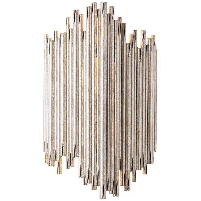 "Arteriors Home Prescott 12"" High Champagne Wall Sconce"