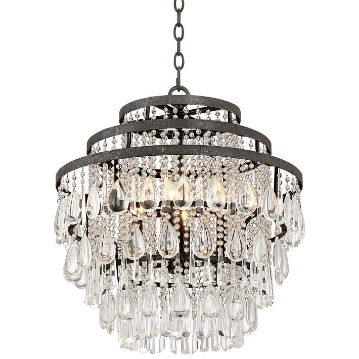 Beloit Clear Crystal 4-Light