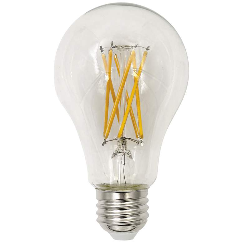 75 Watt Equivalent 8 Watt LED Dimmable Filament A21