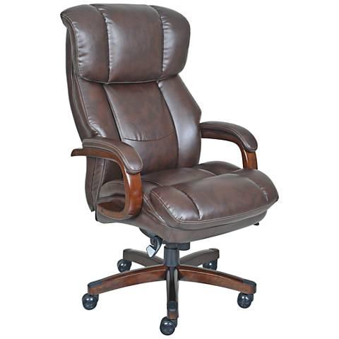 La-Z-Boy® Fairmont Biscuit Big/Tall Executive Chair