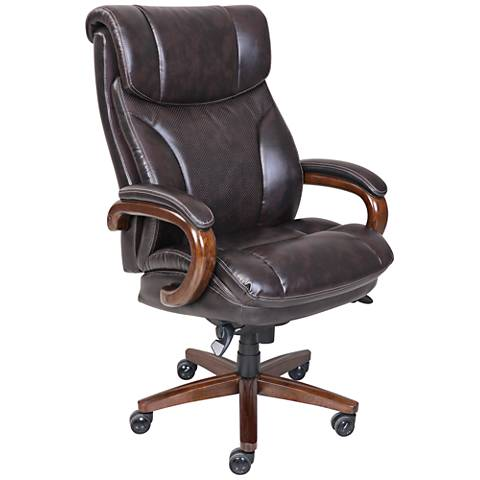 La-Z-Boy® Fairmont Vino Big and Tall Executive Chair