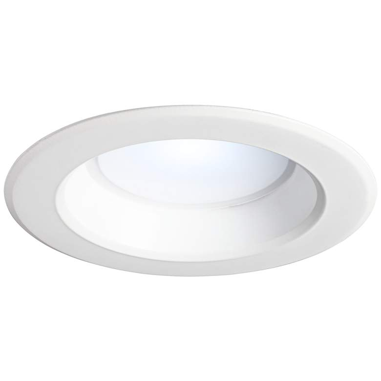 "5"" or 6"" White 15 Watt Dimmable LED Retrofit Trim"
