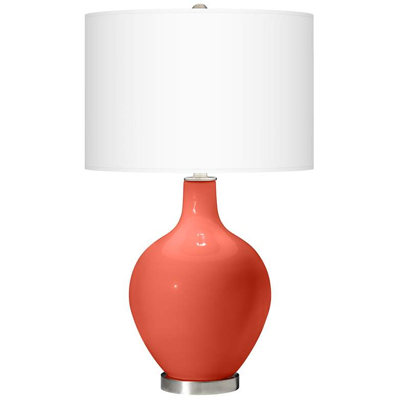 Koi Ovo Table Lamp by Color Plus