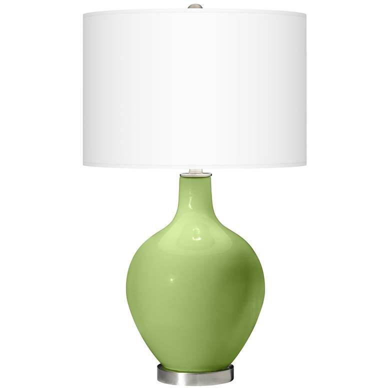 Lime Rickey Ovo Table Lamp