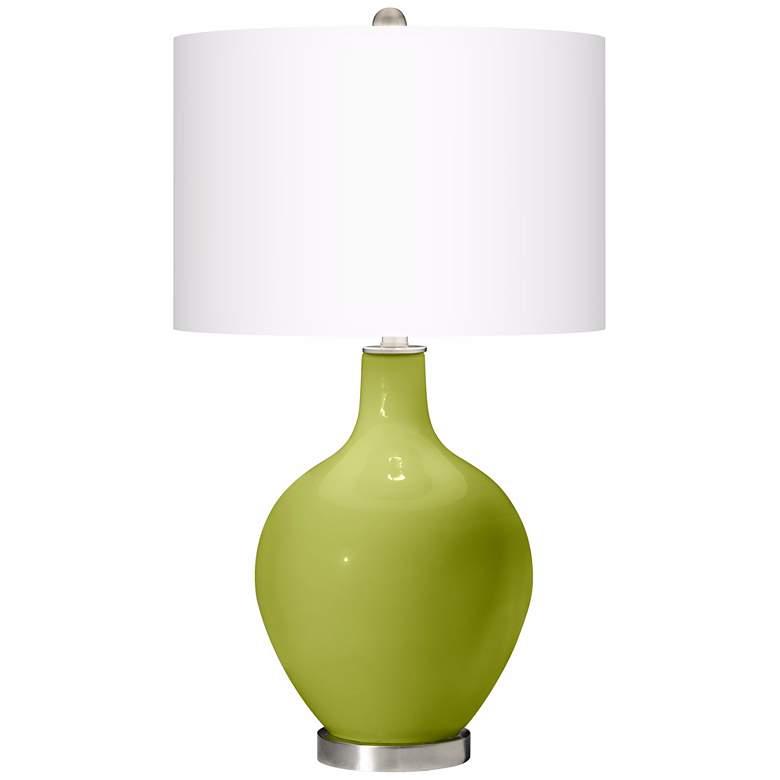Parakeet Ovo Table Lamp
