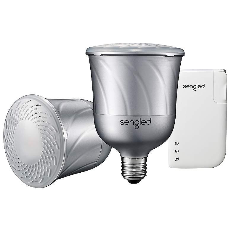 Sengled Pulse Wireless LED JBL Speaker Smart Bulbs Kit