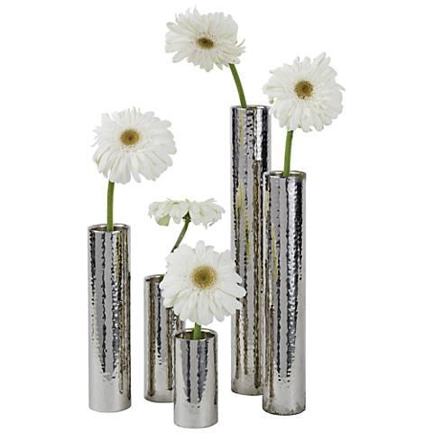 Regina Andrew Design 5-Piece Candle Holder Bud Vase Set