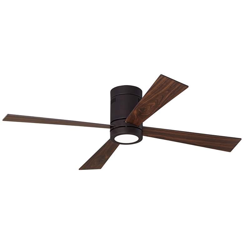 "52"" Casa Vieja® Revue Bronze - LED Ceiling Fan"