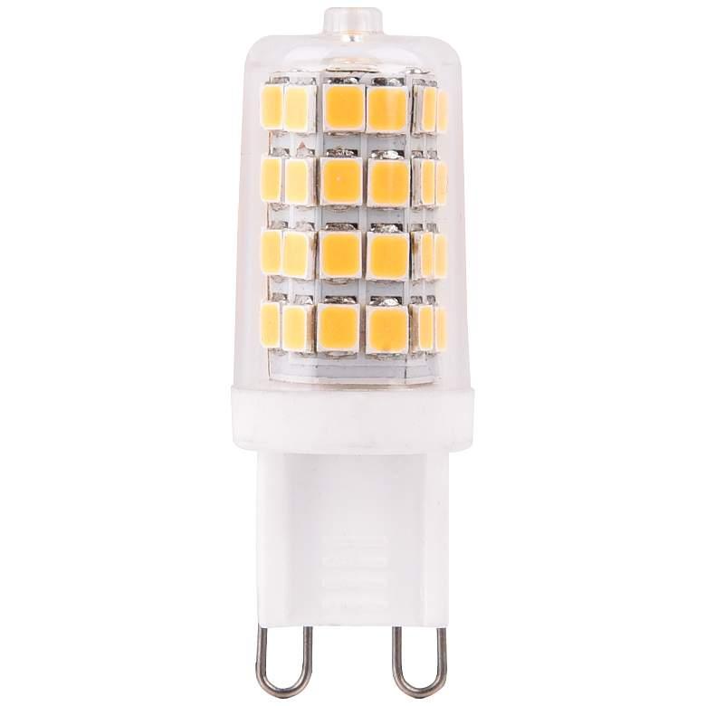 Tesler 3.5 Watt LED Dimmable G9 Base Light Bulb