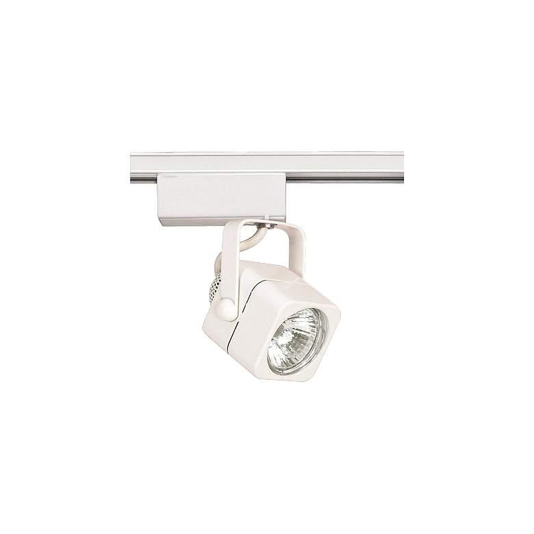 Nuvo Lighting 12V White MR16 Square Track Light Head