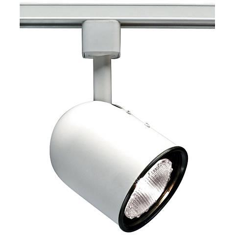 Nuvo Lighting 120V White PAR20 Short Bullet Track Head