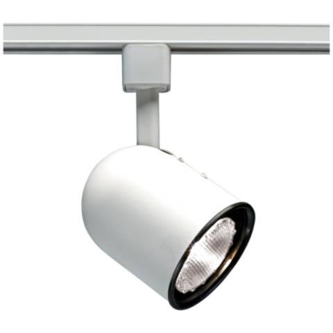 Nuvo Lighting 120v White Par30 Short Bullet Track Head