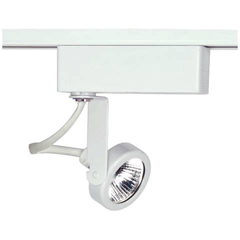 Nuvo Lighting 12V White MR16 Gimbal Ring Track Light Head