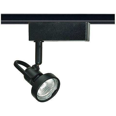 Nuvo Lighting 12V Black MR16 Cast Ring Track Light Head