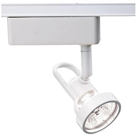 Nuvo Lighting 12V White MR16 Cast Ring Track Light Head