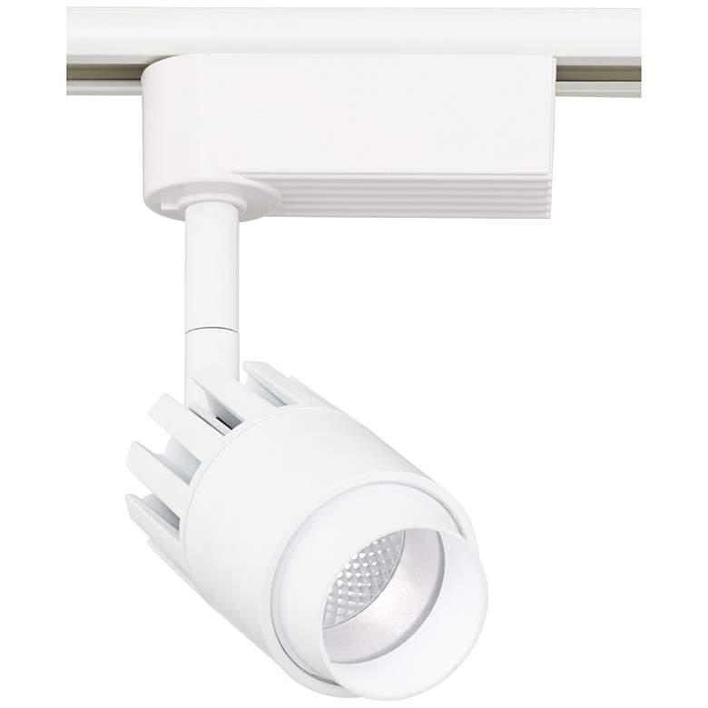 Lightolier Compatible 3 1 4 10 Watt Led Track Head In White