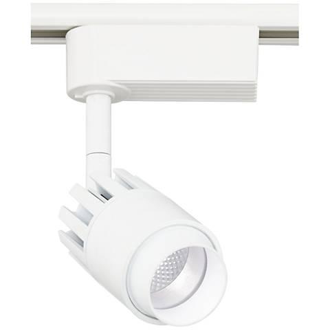 "Lightolier Compatible 3 1/4"" 10 Watt LED Track Head in White"