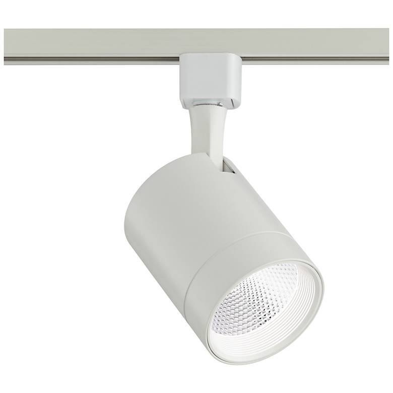 Pro Track White 15 Watt Dimmable LED Track Head