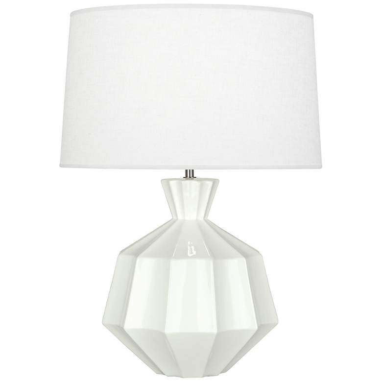 """Robert Abbey Orion 27"""" Lily Ceramic Table Lamp"""