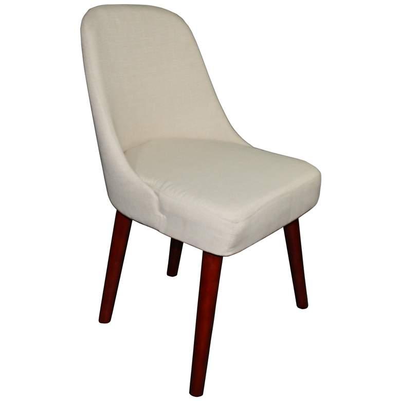 Darla Cream Accent Chair