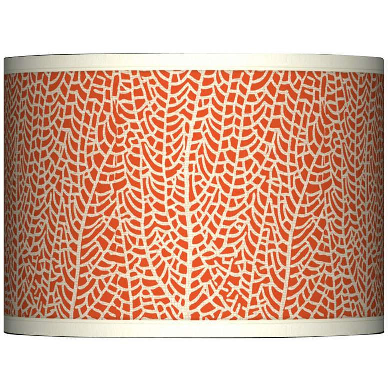 Stacy Garcia Seafan Coral Giclee Lamp Shade 13.5x13.5x10 (Spider)