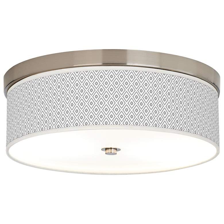 Diamonds Giclee Energy Efficient Ceiling Light
