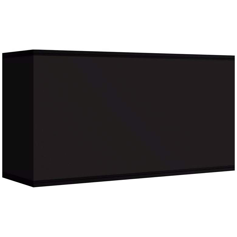 All Black Giclee Shade 8/17x8/17x10 (Spider)