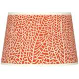 Stacy Garcia Seafan Coral Tapered Shade 13x16x10.5 (Spider)