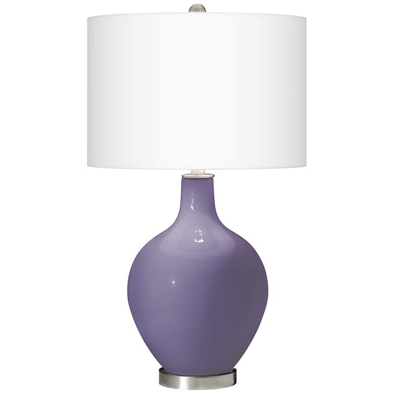 Purple Haze Ovo Table Lamp
