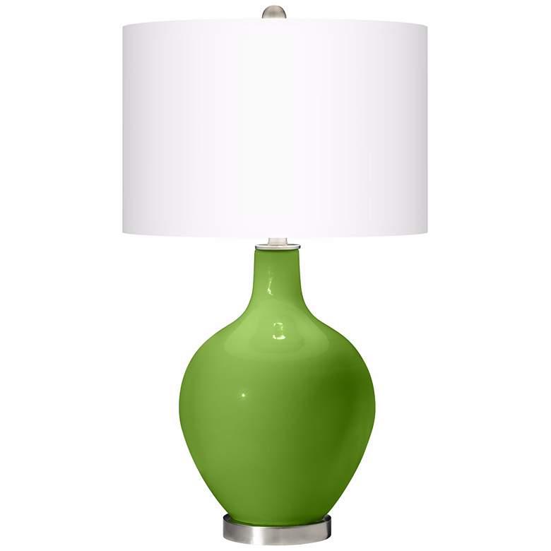 Rosemary Green Ovo Table Lamp