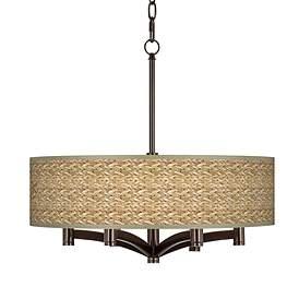 Tropical Pendant Lighting Lamps Plus