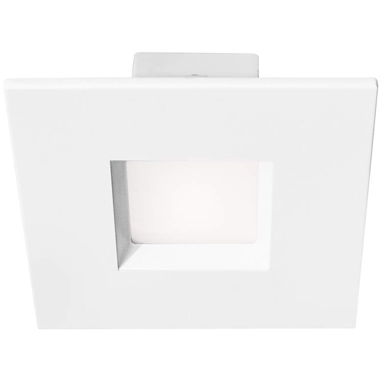 "4"" Tesler White 10 Watt LED Retrofit Trim"
