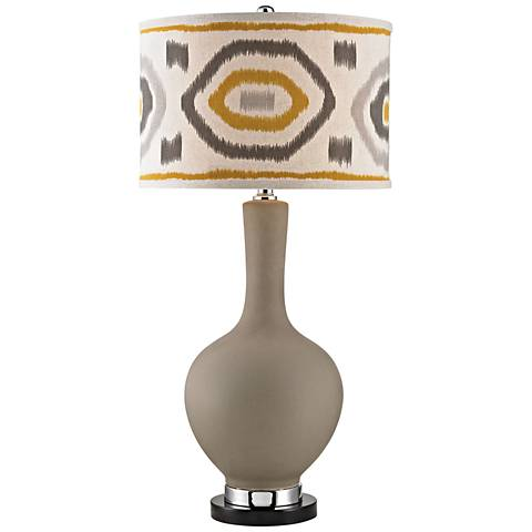 Dimond Foothill Clay Ceramic Table Lamp