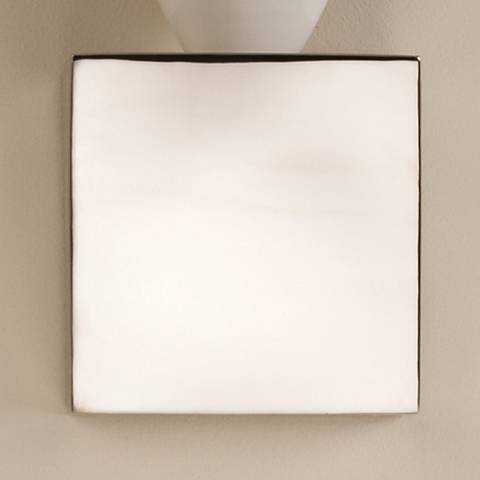 Liagos Nickel Stainless Steel Angle Cut Wall Cube