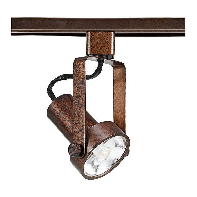 Riley Rust 12 Watt LED Track Head for