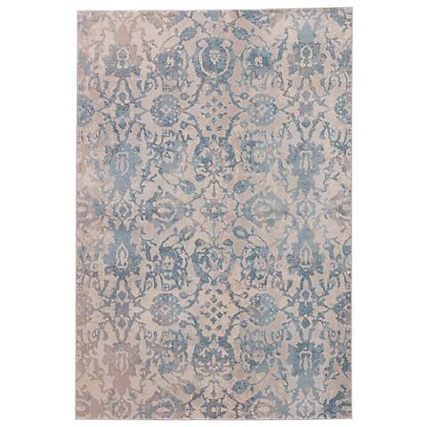 Jaipur Nysea RUG133283 2'x3' Gray Timeworn Rectangle Area Rug