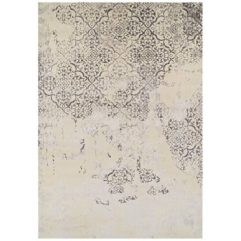 Dalyn Lavita Woven LV501 Pewter Area Rug